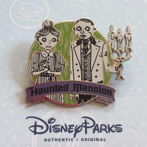 Disney Parks Haunted Mansion Pin